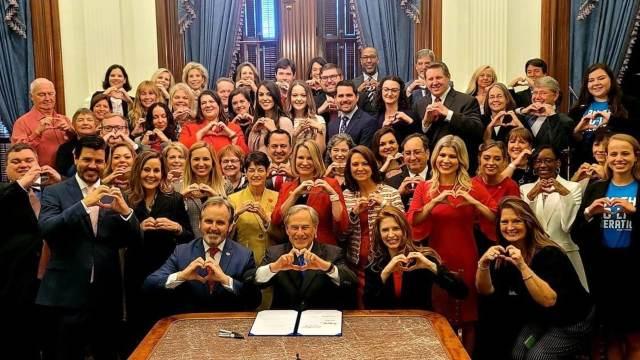 Texas aborto seis semanas