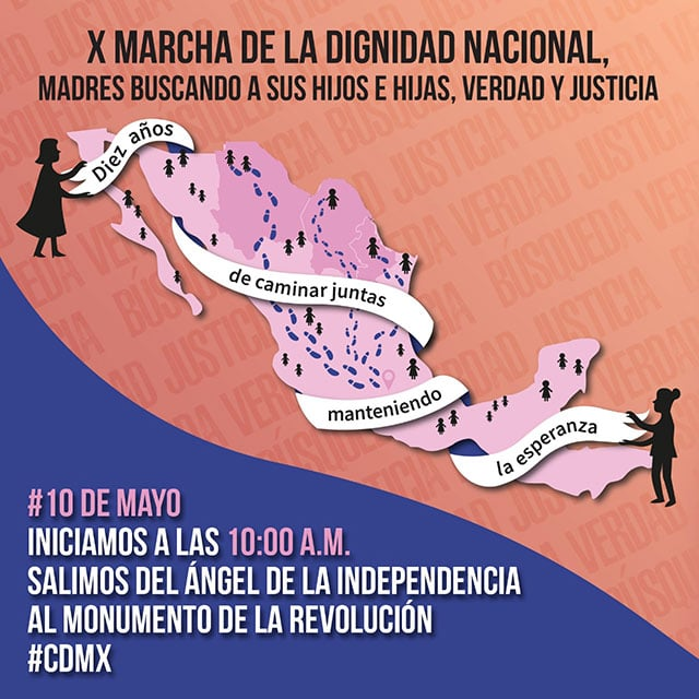 Marcha de la Dignidad Nacional 2021