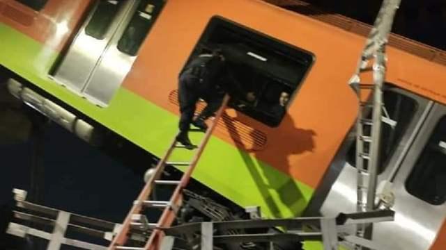 Fiscalía CDMX Investigación Homicidio Accidente Línea 12 Metro