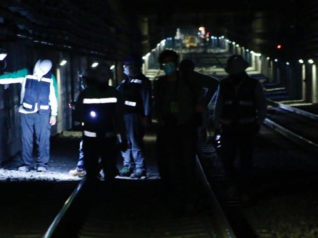 Claudia Sheinbaum Reabrir Linea 12 Metro CDMX