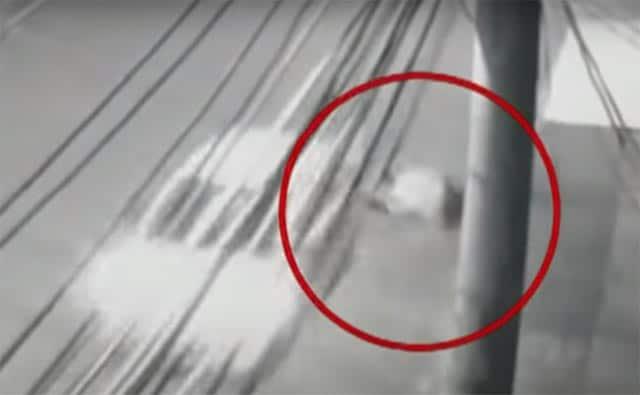 video Colombia intento violacion taxi