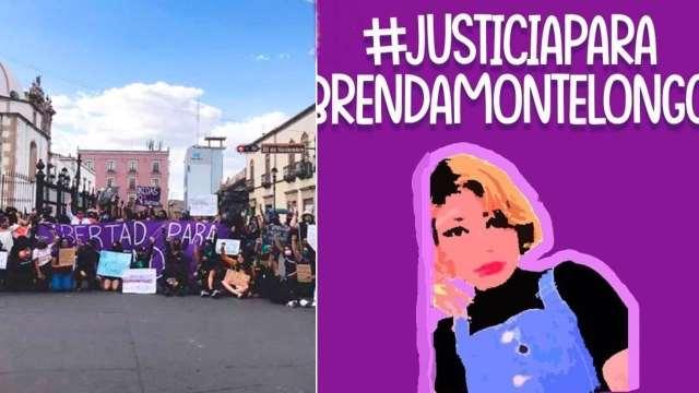 Brenda Montelongo presa intento feminicidio