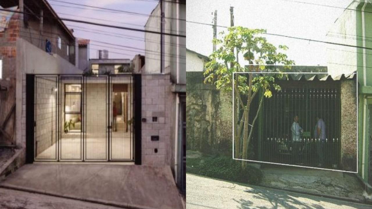 Casa de empleada doméstica es premiada en Brasil