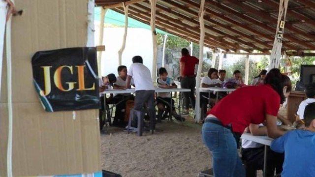 Escuela de El Chapo fue clausurada