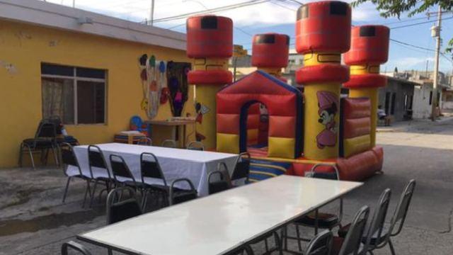 Madre invitó usuarios de Facebook a la fiesta de sus hijos