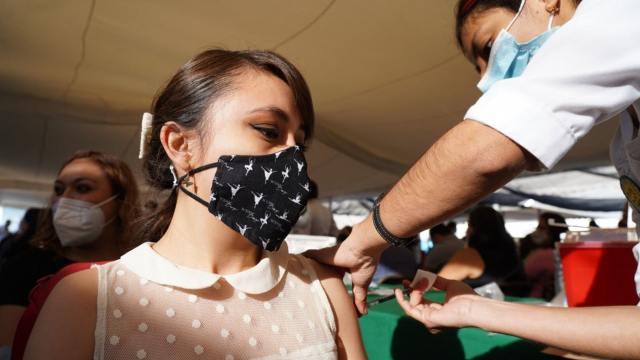 Registro de vacunación anticovid para mayores de 18 años