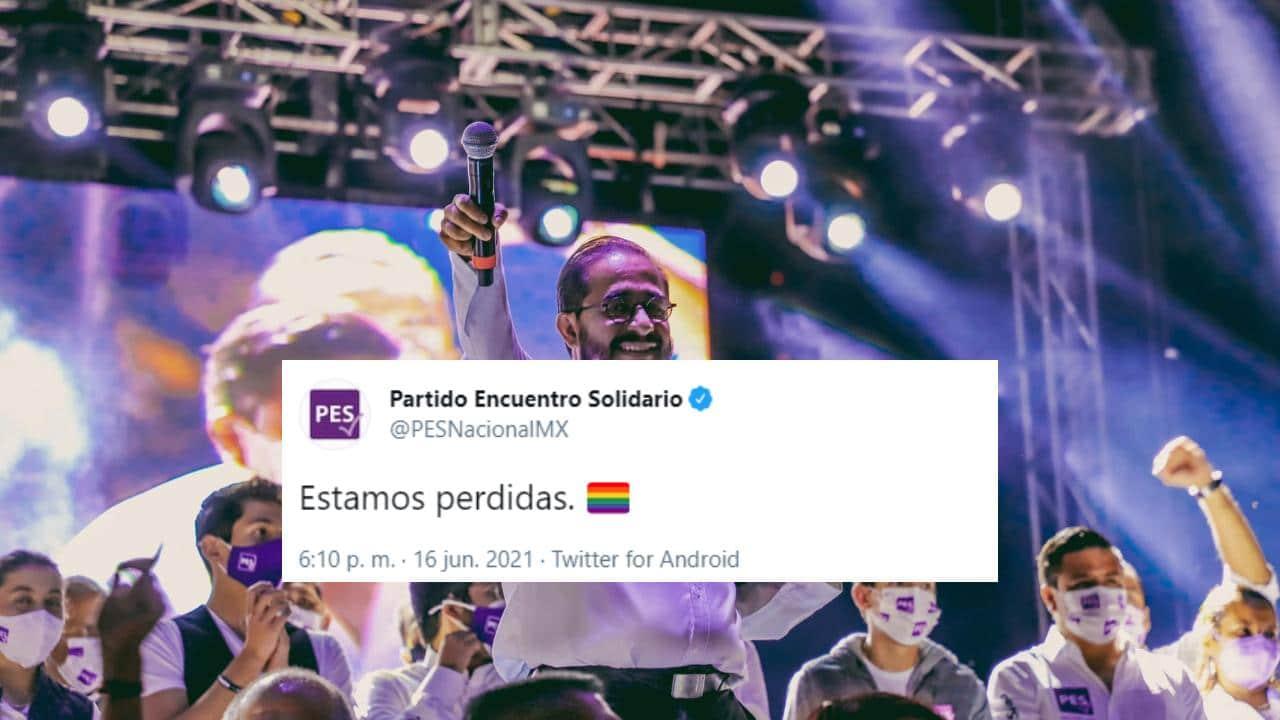 PES hackeo Twitter