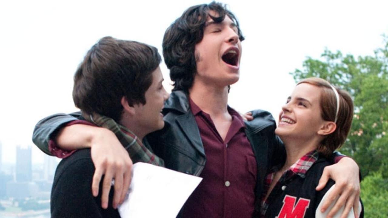 Las ventajas de ser invisible película PELICULA lgbt Netflix
