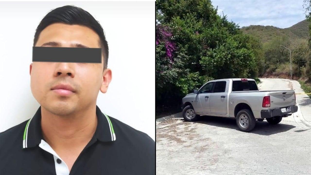 joven asesina padres reporta desaparecidos