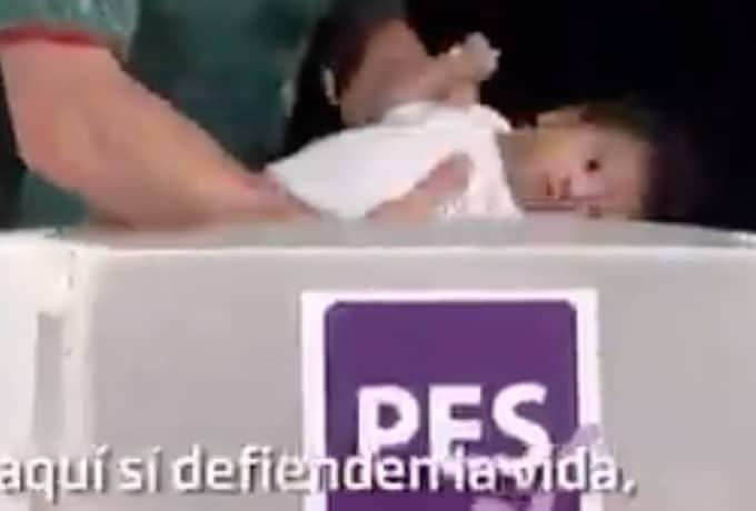 Critican Video Provida PES Elecciones 2021