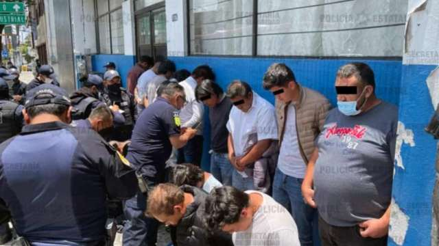 Destrozos casilla Metepec detenidos