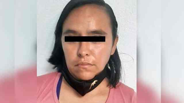 Sofía Viviana 'N' fue detenida y procesada en el Estado de México por haber prostituido a su hija de nueve años