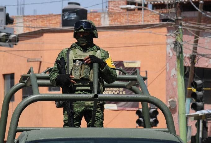 Guanajuato Roban Tráilers Millones de balas