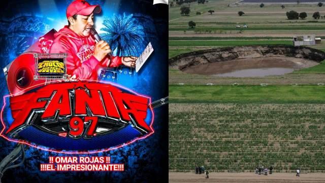 Sonido Fania 97 estafo familia socavon Puebla