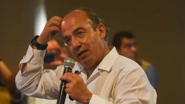 Felipe Calderon da positivo COVID-19