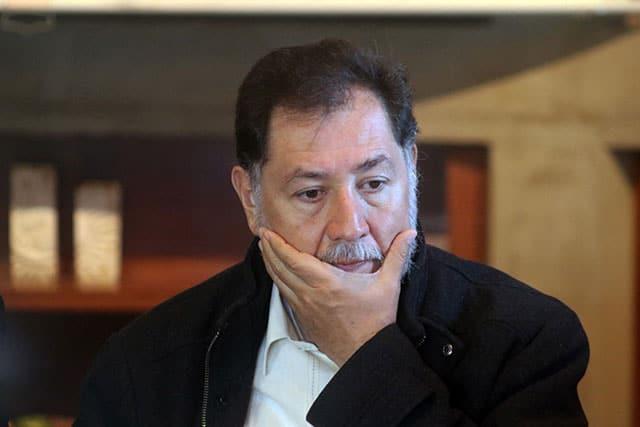 Fernandez Noroña candidato presidencia 2024
