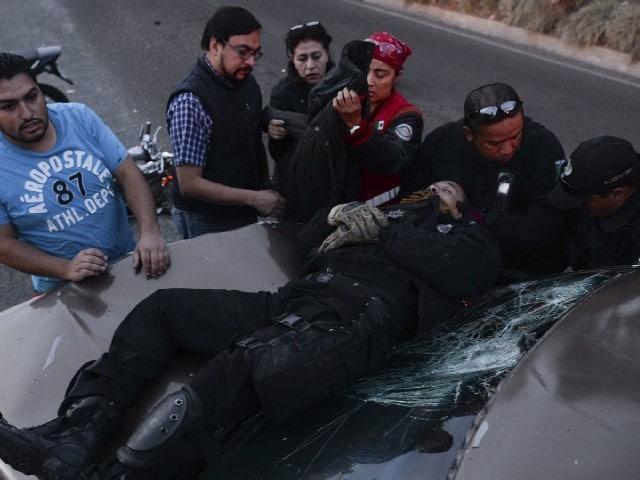 Policías Zacatecas Peligro Secuestros Asesinatos Narcotráfico