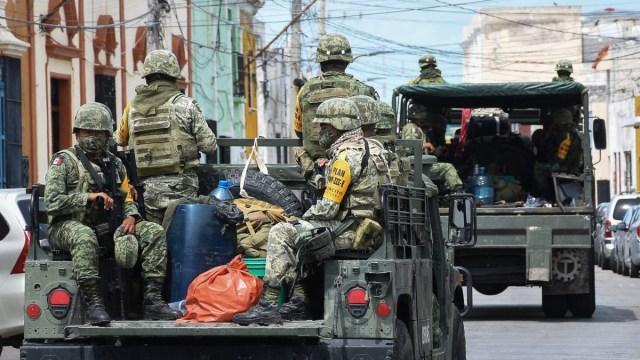 Bolsa de Trabajo Sedena Salario 16 mil pesos Guardia Nacional