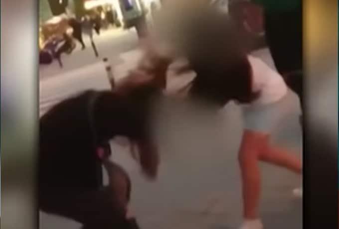 Reto España Golpear Jóvenes Ricos Caza del Pijo
