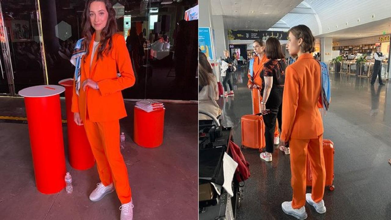 Aerolínea de Ucrania cambió sus uniformes para combatir misoginia