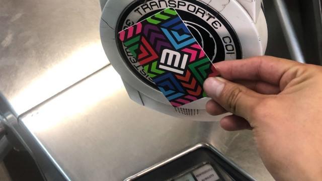 Tarjeta Metro CDMX se recarga de manera digital