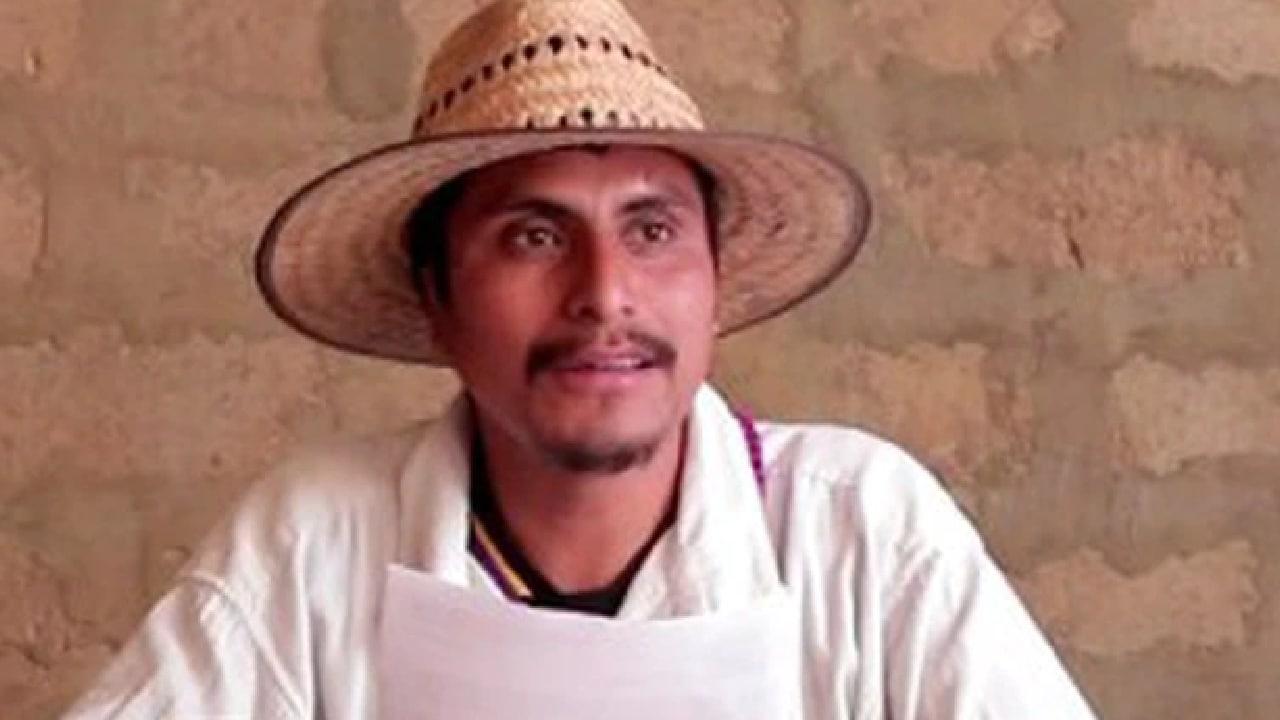 Asesinaron activista Pedro Simón en Chiapas