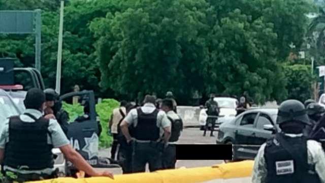 Cinco jóvenes asesinados por elementos de Seguridad