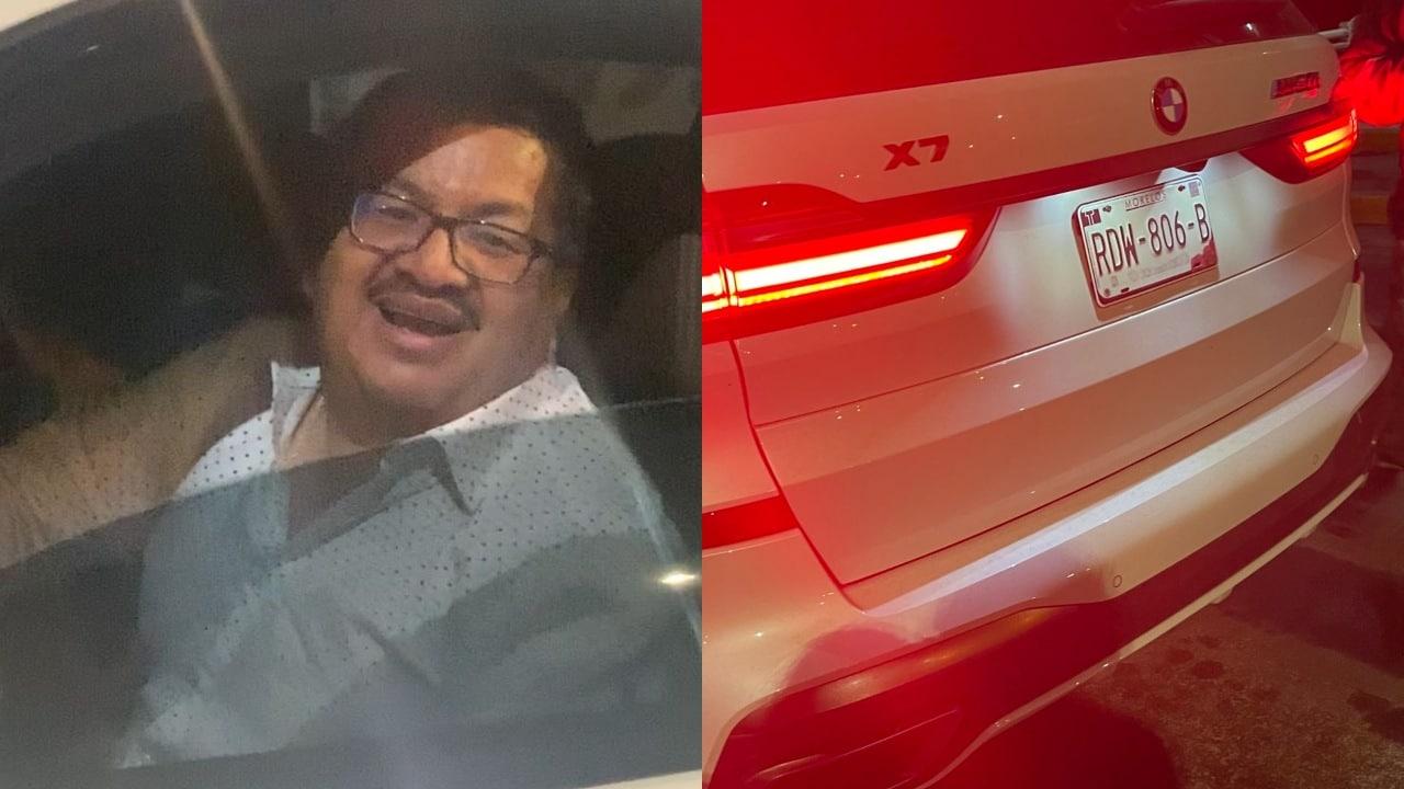 Conductor que no paga golpe es exhibido en Twitter