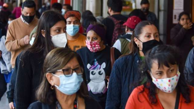 En 2020, el Covid se convirtió en la segunda causa de muerte en México