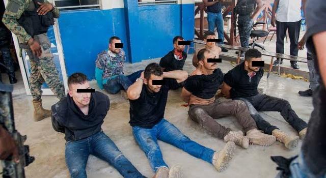 Homicidio Jovenel 15 colombianos involucrados