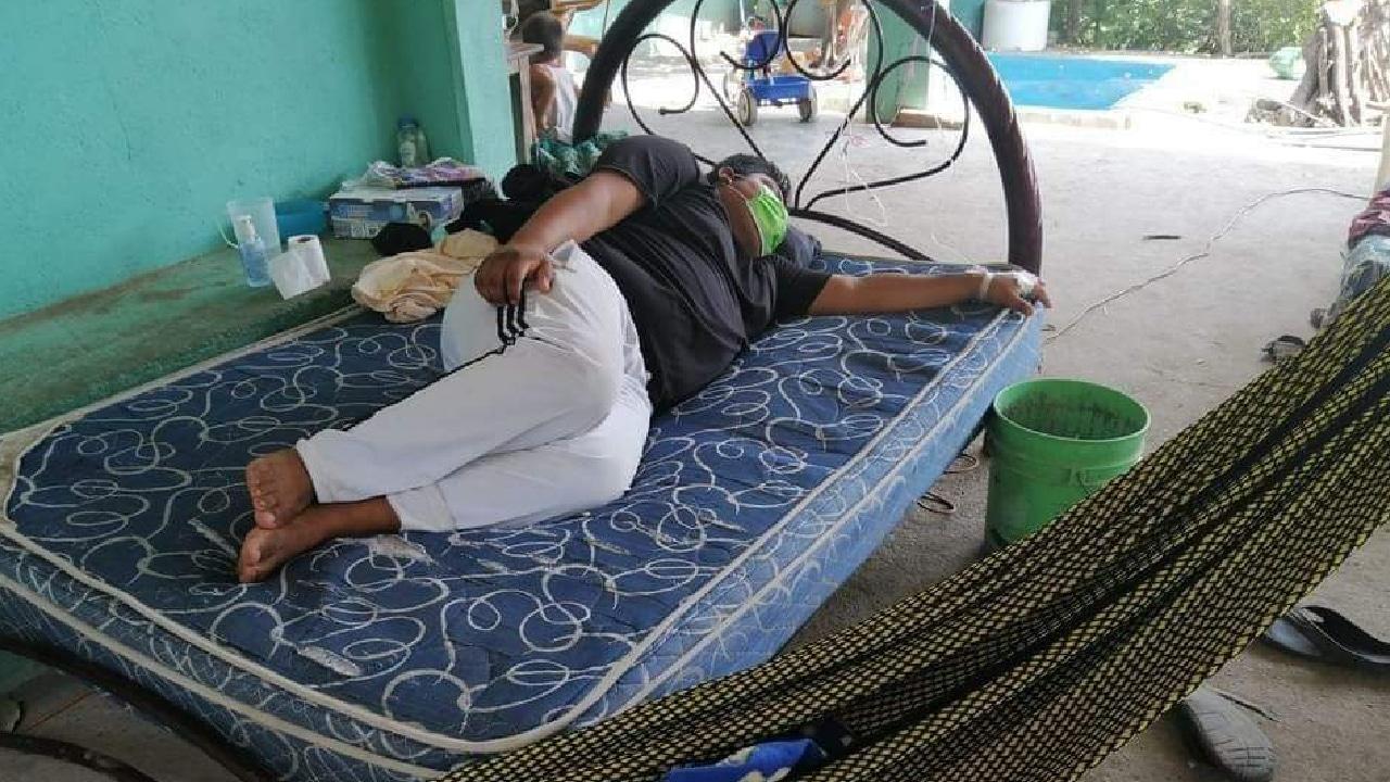 Falta de medicamentos e infraestructura contra Covid-19 en Oaxaca