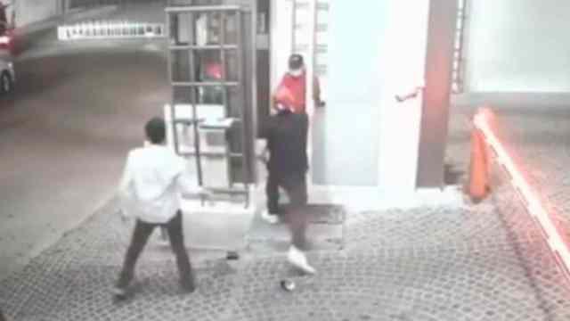Jóvenes golpearon a un adulto mayor en Querétaro