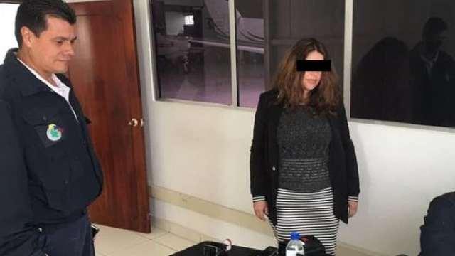 Sentencian 22 años Cárcel Luz Irene Fajardo Campos La Comadre Cártel de Sinaloa