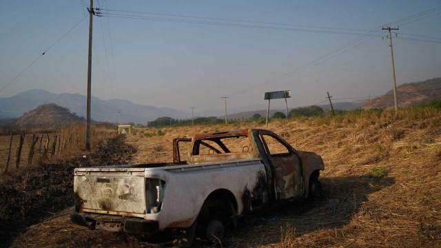 Michoacan Hallan a siete ejecutados en menos de 24 horas
