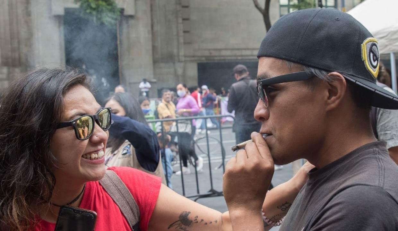 Incremento del 50 por ciento en consumo de mariguana en 2020