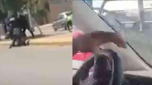 Policías Coahuila Persiguen Detienen Golpean Hombre Abuso Autoridad