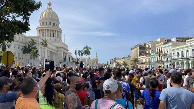 Qué está pasando en Cuba