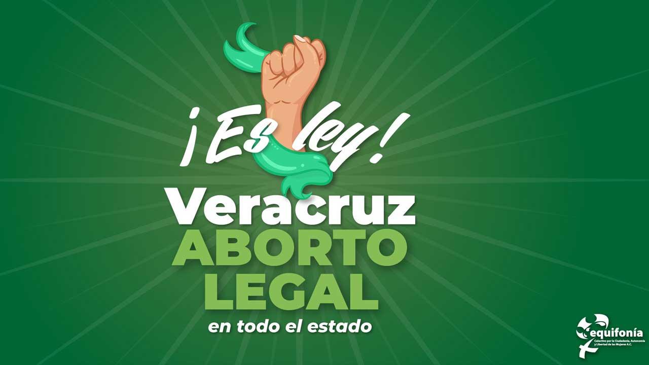 Despenalizan aborto en Veracruz