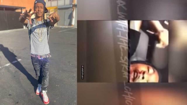Matan a balazos a un rapero mientras hacía un live en Instagram