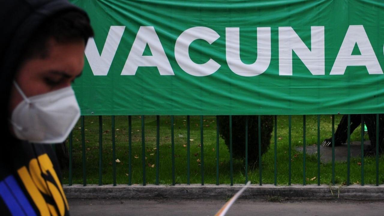 segunda dosis de vacuna contra Covid-19 para jóvenes de 18 a 29 años
