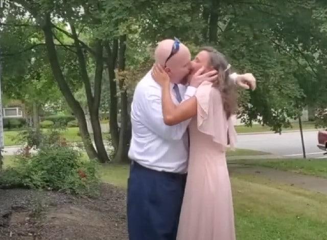 Condenado por asesinato, hombre se casa con la hermana de su víctima
