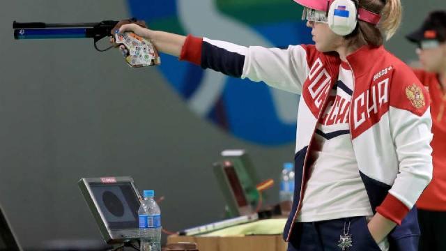Hicieron mainsplaining a medallista olímpica