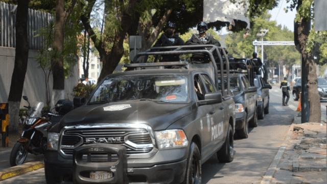 Capturan a narco de la Unión Tepito y policías rechazan soborno de 50 mil pesos