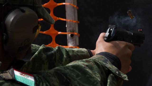 Sedena compró armas a empresas estadounidenses