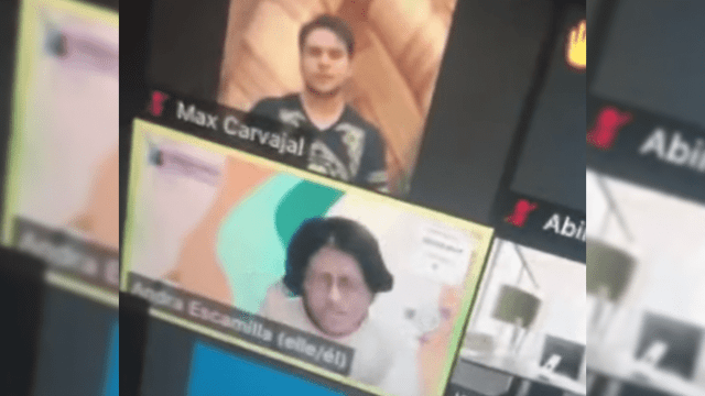Video: En clase virtual exige que le llamen compañere; Chumel Torres se burla