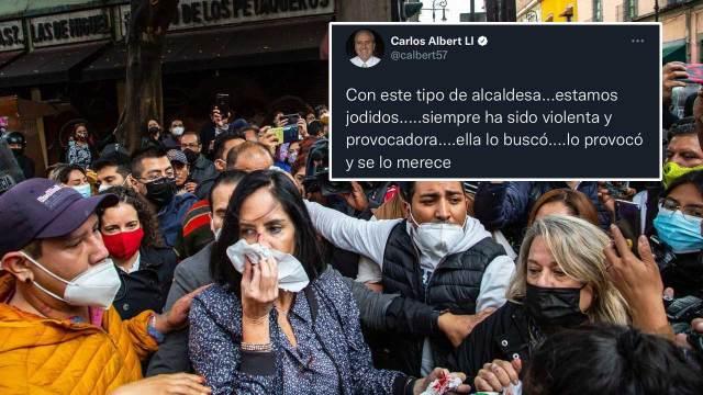 Carlos Albert Lia Limon Se Lo Merece
