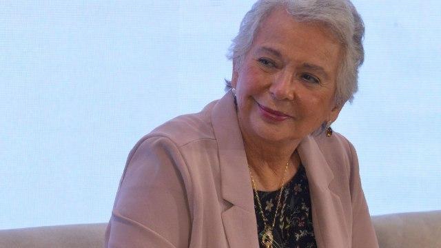 Olga Sánchez Cordero deja la Segob y regresa al Senado