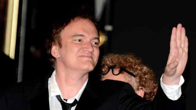 Quentin Tarantino dinero madre