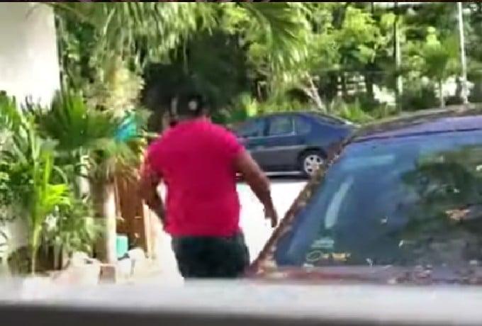 Mujer Graba Rateros Intentaban Ingresar Casa Quintana Roo Video