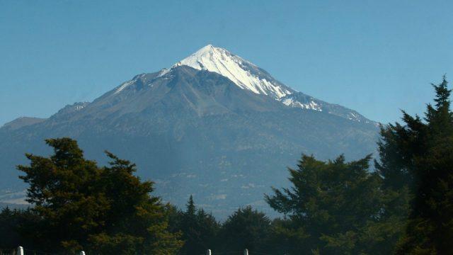 por qué el Pico de Orizaba ya no está en Veracruz